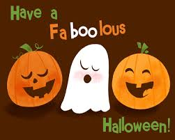 trick or treat have a sweet