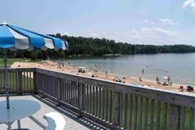 Lakes beaches and swimming holes near washington dc