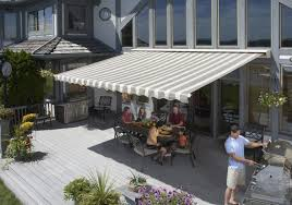 Motorized Awning Windows Motorized Awnings Expressions Window Fashions Spokane Wa
