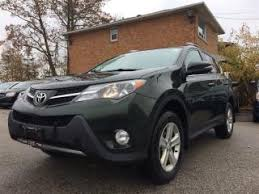 mississauga toyota used cars and used toyota rav4s in mississauga on carpages ca