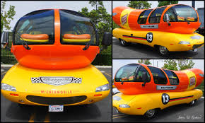 the shape of trucks to come volvo trucks unveiled new vnl series couldn u0027t resist pinning this one oscar mayer wienermobile at