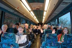 Spring illinois stories bus tour network knowledge