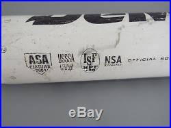demarini white steel 2006 og demarini white steel 2004 softball bat 34 28 mush