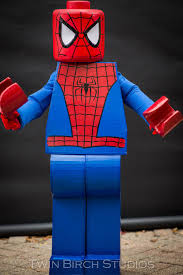 Halloween Spiderman Costume Lego Spider Man Halloween Costume 5 Steps Pictures