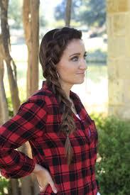 diy dutch side braid cute girls hairstyles