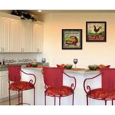 dining room framed art 14 in x 28 in