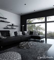 black and white home interior custom white interior design ideas with black and white interior