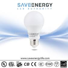 9w 6w e26 e27 a19 led light bulbs a60 110v 220 volt led light