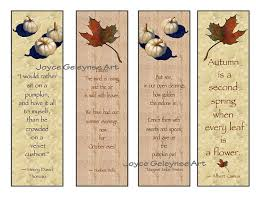 items similar to printable bookmarks maple leaf pumpkins