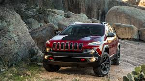 jeep trailhawk lifted 2014 jeep cherokee unveiled in ny