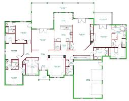 custom floor plan split floor plan home split foyer house plans delightful 7 homes