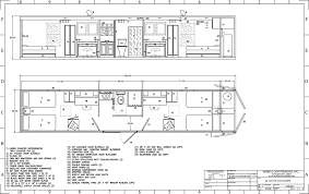 Fema Trailer Floor Plan by Mobile Dental Clinic Kb Dental Consulting