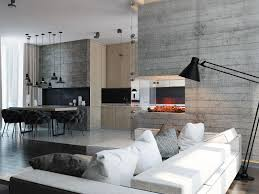Interior Lighting For Homes 4 Modern Homes With Amazing Fireplaces And Creative Lighting