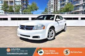 dodge avenger for sale in richmond british columbia