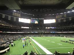 monster truck show new orleans superdome section 132 new orleans saints rateyourseats com