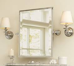 vanity mirror with lights tilt mounting brackets for ashland pivot mirror pottery barn bathroom reno pinterest