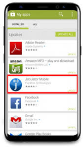 newest android update updating your app android frontline jobulator