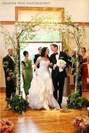 wedding arches chicago weddings wedding altars chuppah and altars