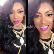 porsha hair product porsha stewart s green screen confessional interview gold body