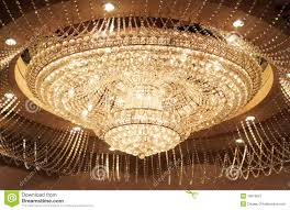 Triarch International Chandelier Grand Crystal Chandelier Stock Image Image 10615021
