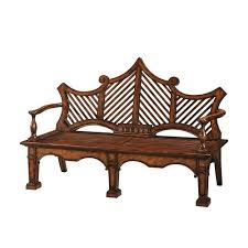 country hall bench althorp living history collection from theodore
