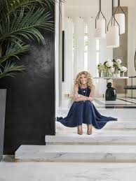 kelly hoppen gives us a tour of her new bayswater home