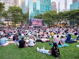 new york u0027s best outdoor movie screenings this summer