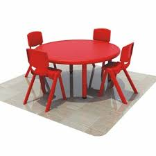 plastic round table and chairs china professional cheap plastic round table and chairs for kids