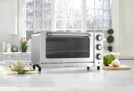Cuisinart Convection Oven Toaster Broiler Cuisinart Stainless Toaster Oven With Convection Tob60n1