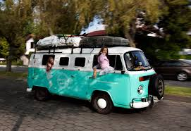 steve jobs volkswagen microbus this family is driving 13 000 miles in a vw bus to see pope