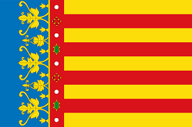 2x3 Flags File Flag Of The Valencian Community 2x3 Svg Wikimedia Commons