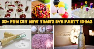 New Years Decorations Diy by Diy New Years Decorations Do It Your Self