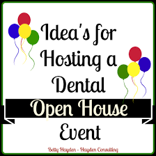 dental office open house event ideas event themes dental and luau