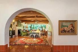 Hacienda Decorating Ideas Style Homes Interior Selling Colorful Hacienda