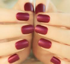 online buy wholesale fake nails with glue matt color from china