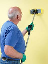 Clean Wall Stains by How To Clean Walls Affordable Image Titled Clean Walls Step With
