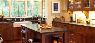 mission style oak kitchen cabinets craftsman kitchen cabinetry