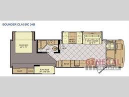 Rv Floor Plans Class A Best 25 Fleetwood Rv Ideas On Pinterest Home Electric Cheap