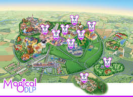 Disney Maps Free Wifi At Disneyland Paris Where Can You Find It U2013 Magical