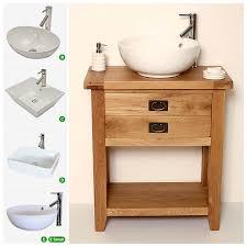 Valencia Bathroom Furniture Traditional Oak Vanity Unit Bathroom Valencia Bathroom