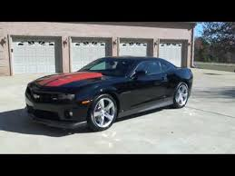 dodge camaro for sale sold 2010 chevrolet camaro ss black loaded for sale milan tn