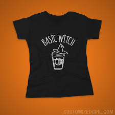T Shirt Halloween Basic Witch Coffee Shirt Basic Bitches Turn Into Basic Witches
