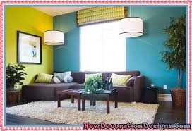 two colour combination two colors painted walls best living room color combinations new