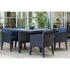 outdoor garden tables uk keter columbia outdoor garden furniture cube set graphite garden