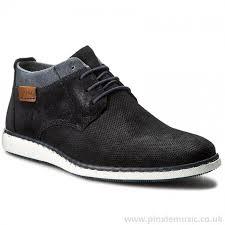 rieker s boots uk rieker 17801 14 blue s boots navy blue boots 16475070