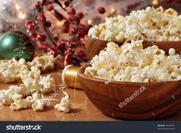 popcorn christmas tree garland christmas lights decoration