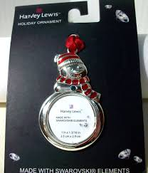harvey lewis ornament made with swarovski elements best
