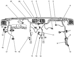 3 5l chevrolet colorado wiring harness diagram