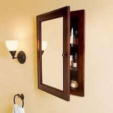 Recessed Medicine Cabinet Wood Door How To Install A Medicine Cabinet Medicine Cabinets Medicine