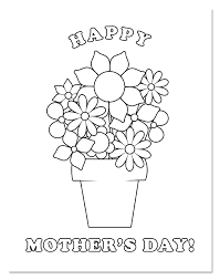shine daily happy mother u0027s day coloring page 95 1 shine fm